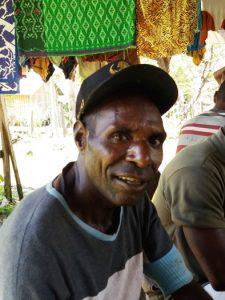 Yunus Kubu Kepala Kampung Massi, Distrik Dekai Kabupaten Yahukimo. (Foto: Wirya/JERAT Papua)