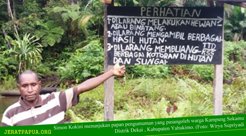 Kesadaran Warga Kampung Sokamu Menjaga Hak-Hak Mereka