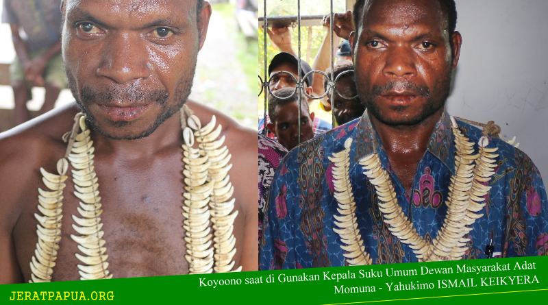 """""""Koyoono"""" Harta Tertinggi Suku Momuna Papua"""
