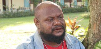Imanuel Gobay Direktur LBH Papua ( Foto : Nesta , Jerat Papua )