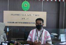 Simson Seran, SH.,MH (Humas PTUN Jayapura ) Foto : nesta/jeratpapua.org